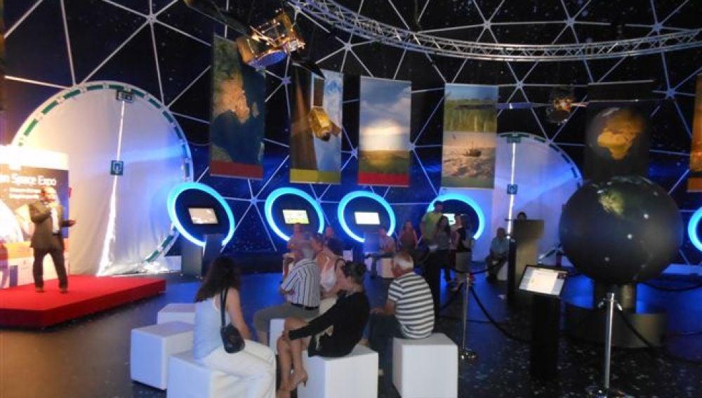 Exposición 'European Space Expo'