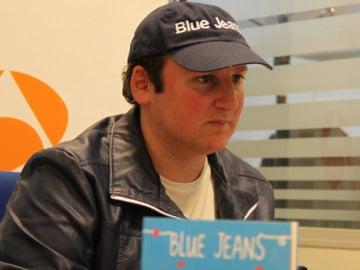 Blue Jeans, durante el encuentro digital