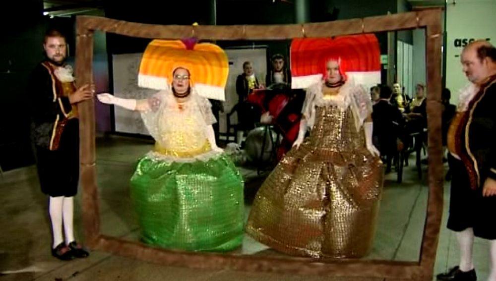 Carnaval para todos en una gala por la integración