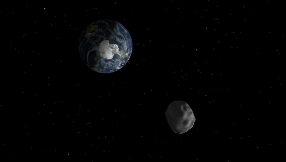 El asteroide 2012 DA14 se acerca a la Tierra