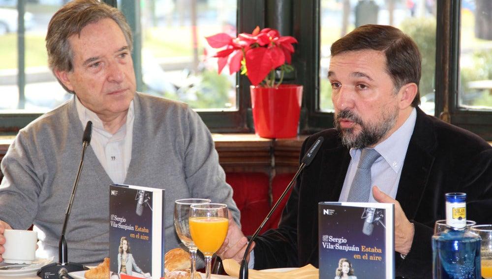 Iñaki Gabilondo y Sergio Vila-Sanjuán
