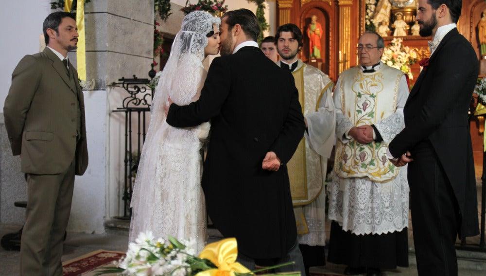 Fernando y María son marido y mujer