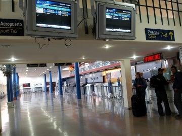 Aeropuerto de Bolivia