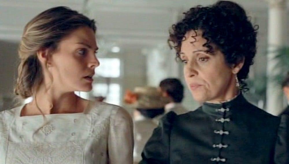 Alicia y Teresa