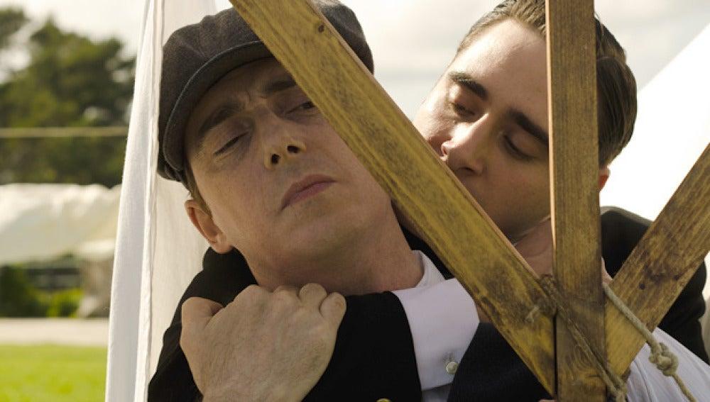 Ángel y Andrés