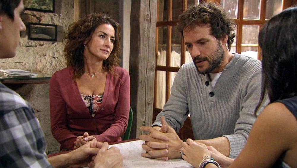 Carola y Raúl