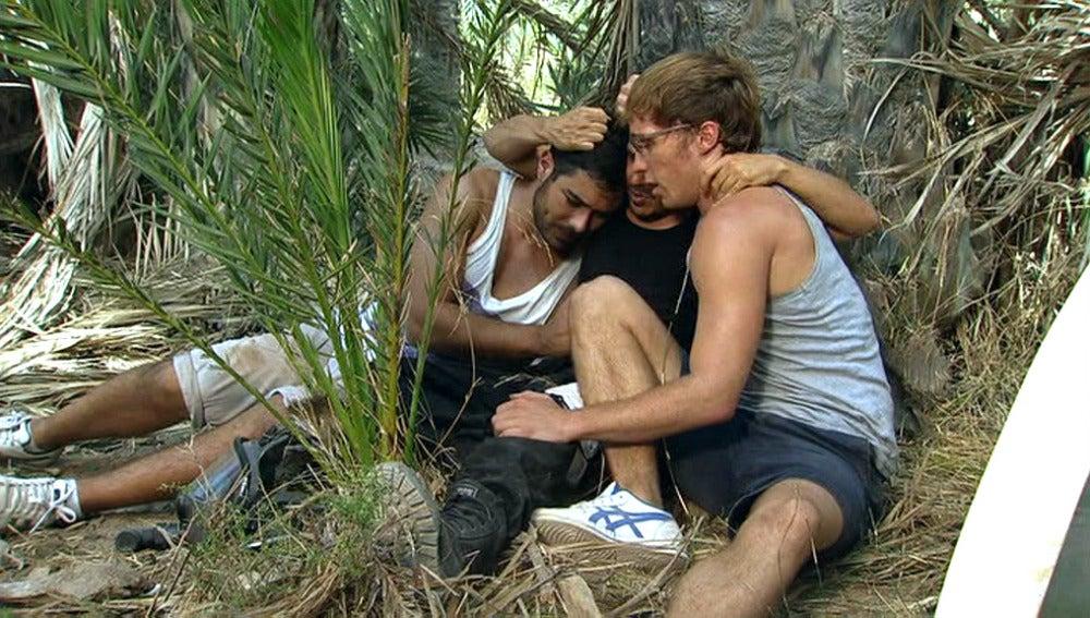 Ramiro y Palomares van en busca de Piti