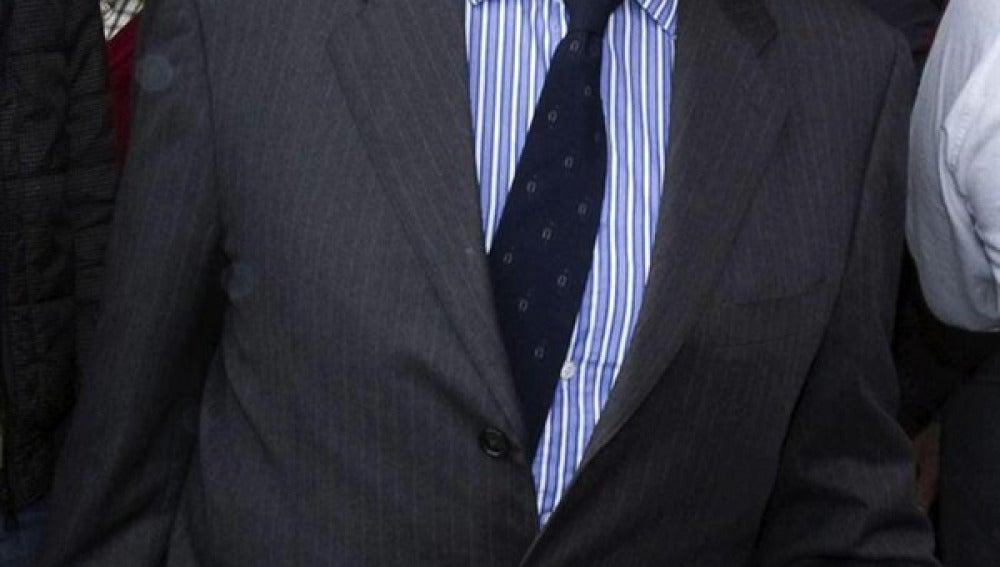 El rejoneador Ángel Peralta.