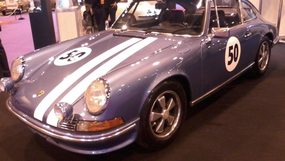 IV Salón Internacional del Automóvil Clásico