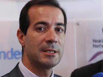 El portavoz del Gobierno de Madrid, Salvador Victoria