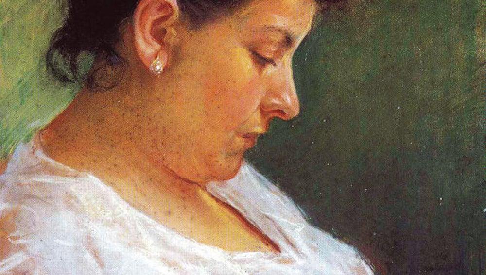 'Retrato de la madre del artista', de Picasso