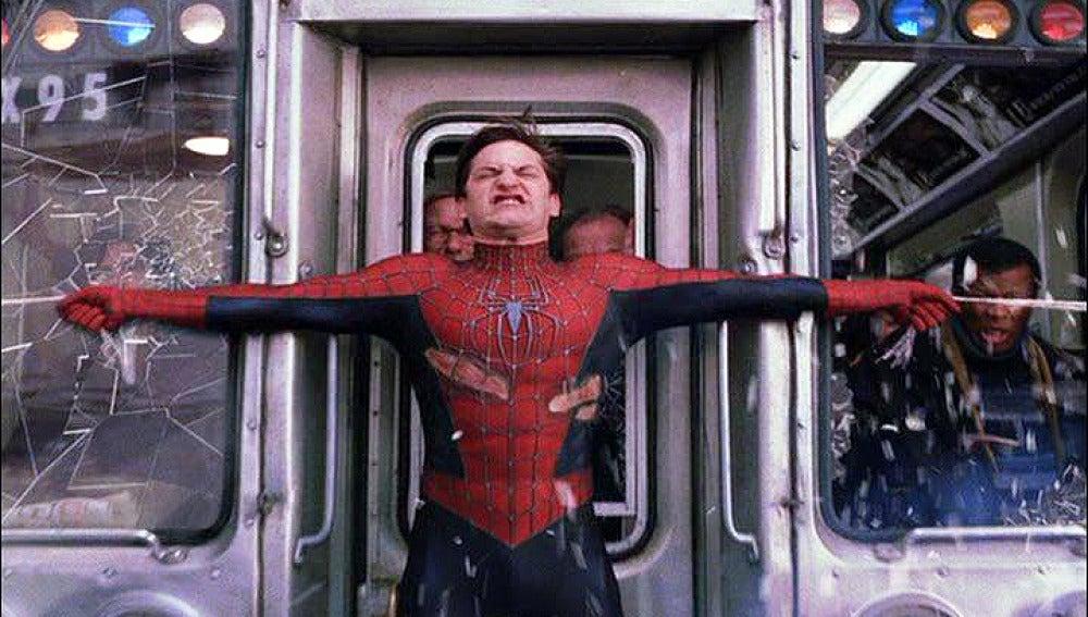 Escena de Spider-man 2