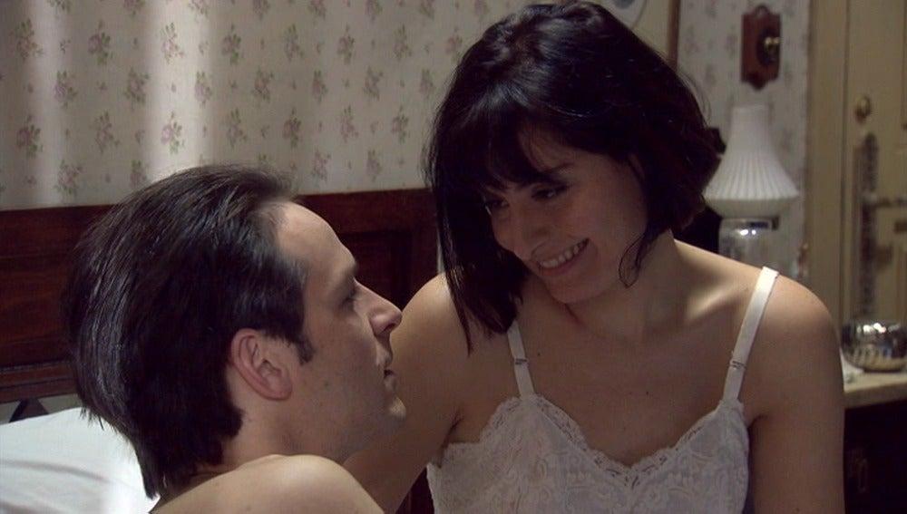 Montse y Gabriel pasan la noche juntos