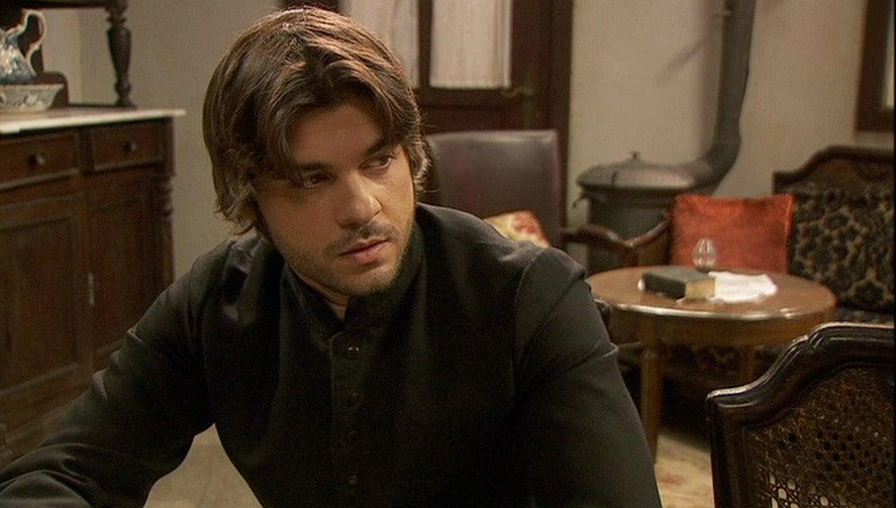 Gonzalo escribe una carta a María contándole toda la verdad