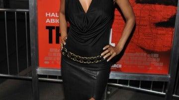 Halle Berry en la premiere de la película 'The Call'