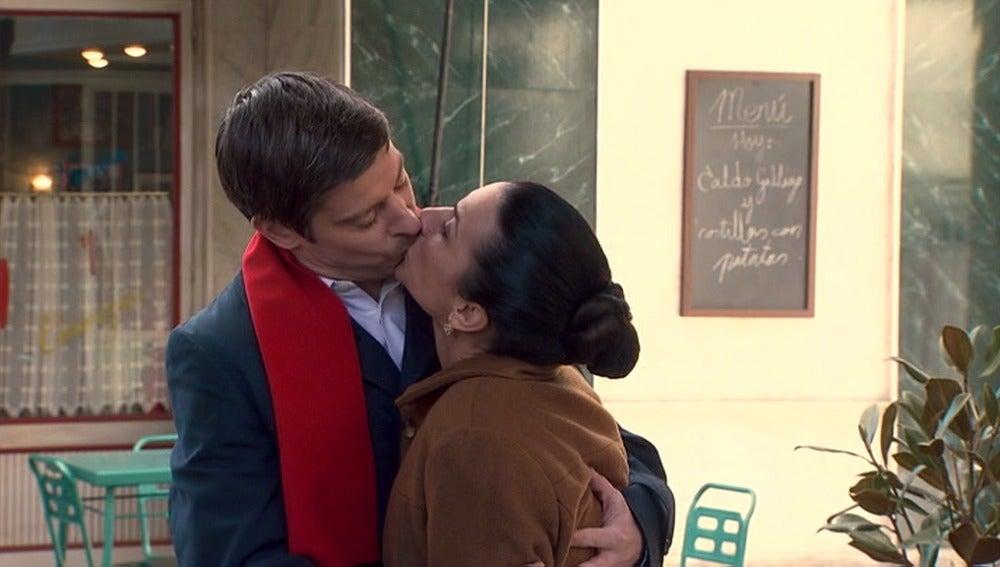 El malentendido de celos entre Manolita y Marcelino