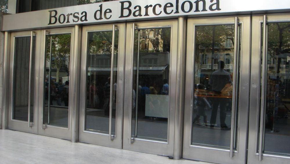 Edificio de la Bolsa de Barcelona