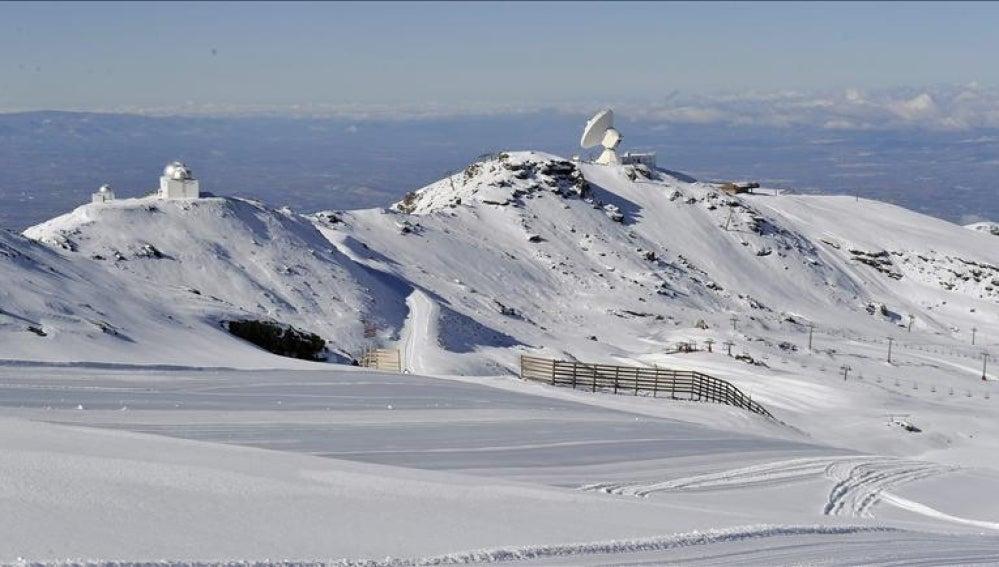 Una imagen de Sierra Nevada