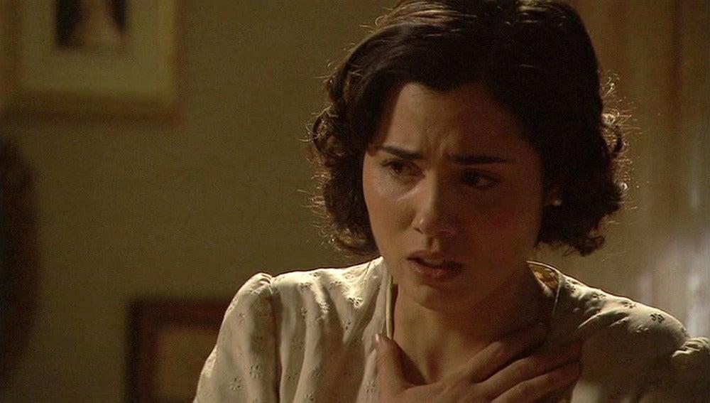 María todavía no está preparada para yacer con Fernando