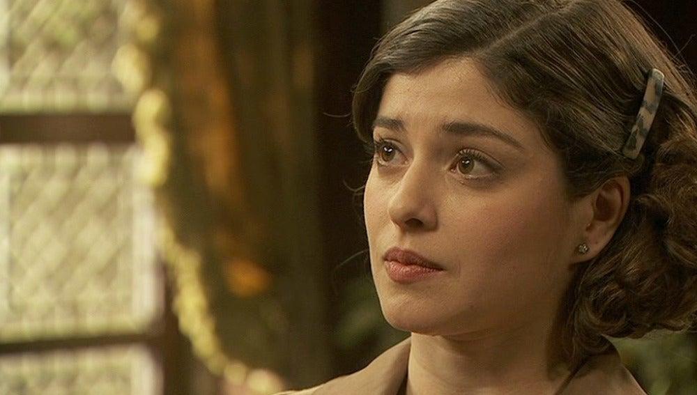 Aurora no permite que Candela visite a Tristán
