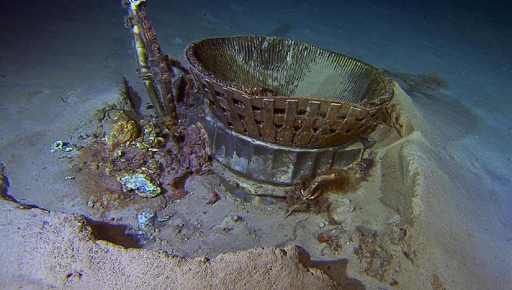 Motor de la nave Apolo XI