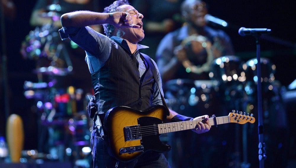 Bruce Springsteen, en Australia
