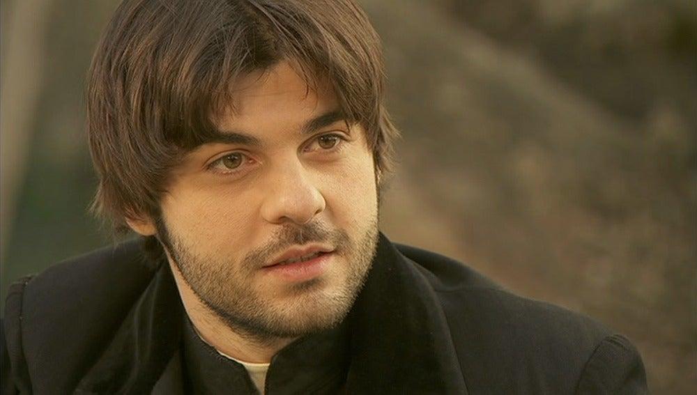 Gonzalo confiesa a Aurora que es Martín