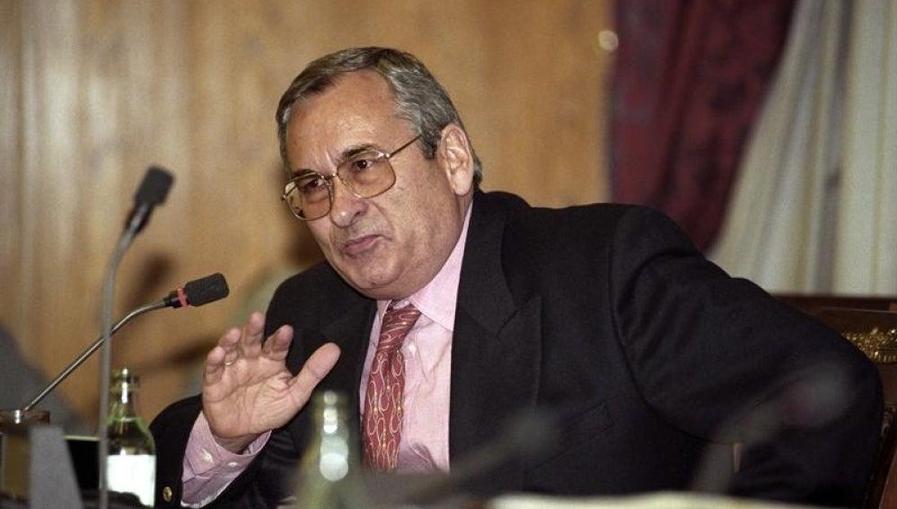 Ángel Sanchís, extesorero del PP
