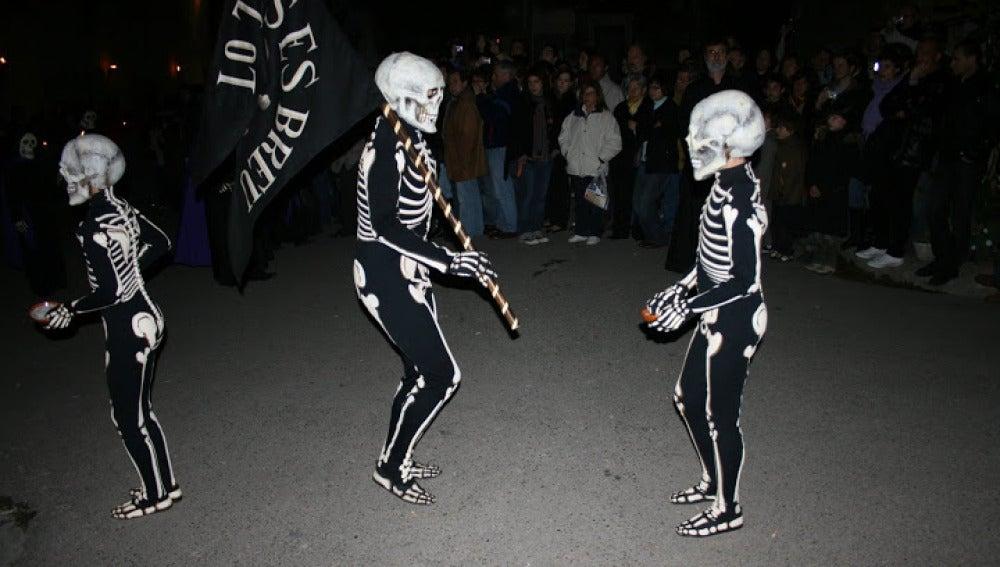 'La Danza de la muerte' de Verges