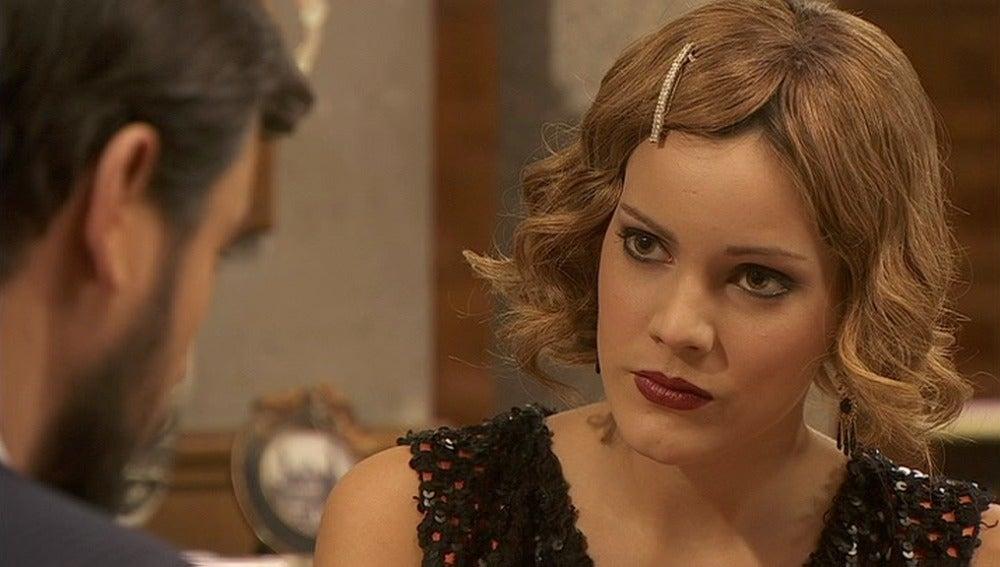 Soledad intenta que Olmo sospeche de Federico