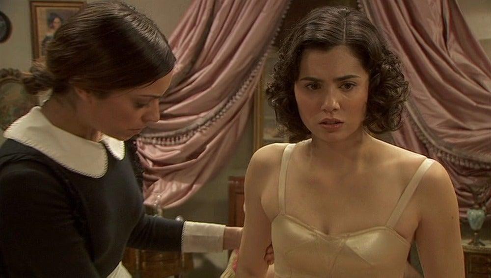 ¿Cómo ha podido hacerse María esos moratones?