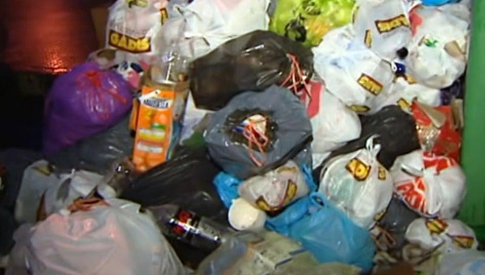 Huelga de basuras de Vilalba
