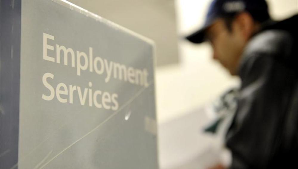 Oficina de empleo en EEUU