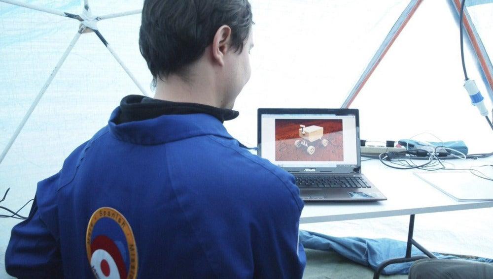 Primera misión española a Marte