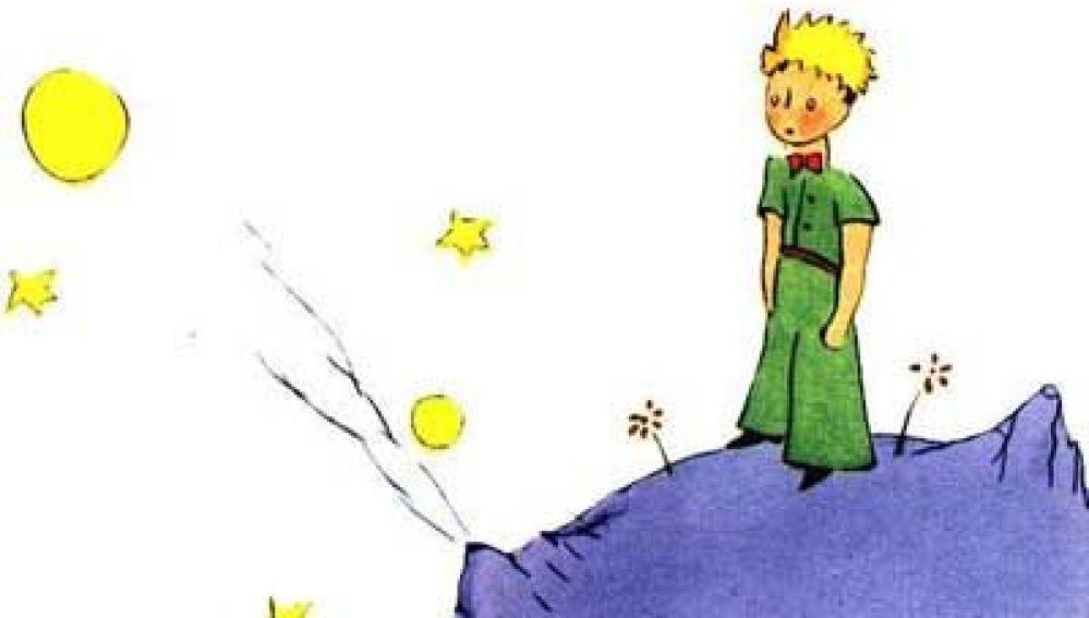 Ilustración de 'El Principito'