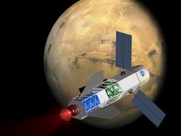 Proyecto de cohete tripulado
