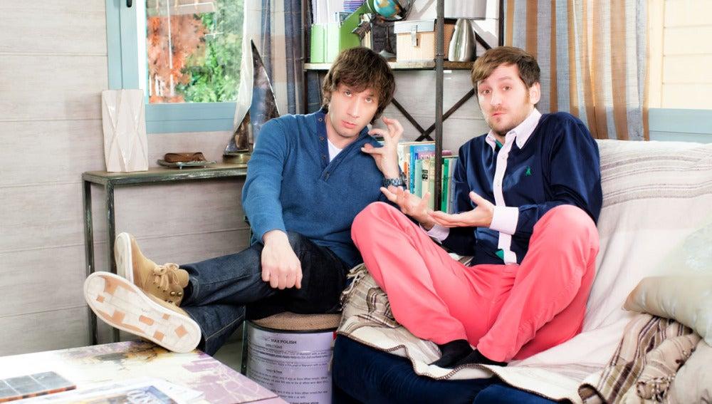 Ángel y Jorge
