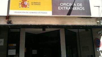 Oficina de Extranjeros