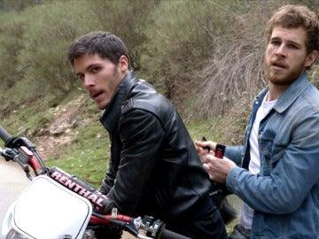 Ricky y Joel