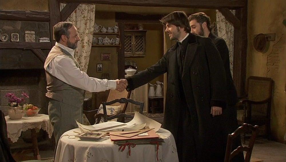 Raimundo pide disculpas a Gonzalo