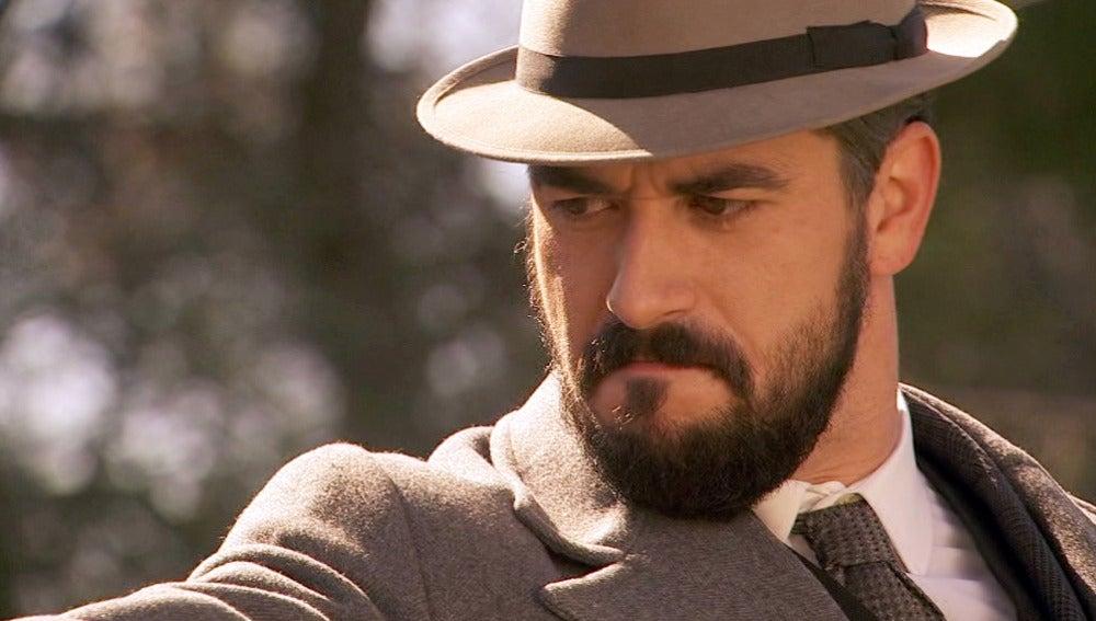 Olmo mata a Federico y está dispuesto a disparar a Soledad