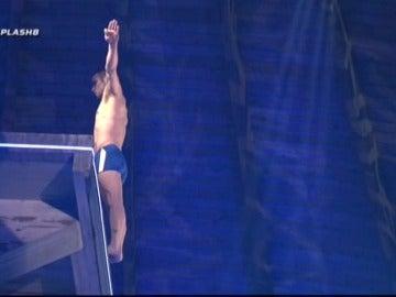 Splash 8 | El salto de Gervasio Deferr