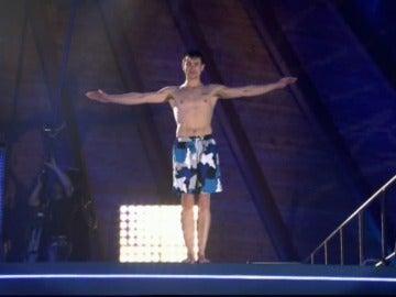 Splash 8 | El salto de Juanjo Ballesta