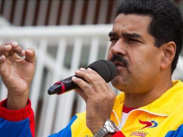 El gobernante venezolano, Nicolás Maduro