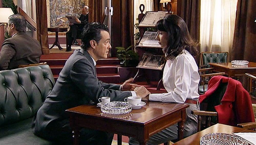 Martín e Inés