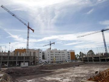 Lorca, años después de los terremotos