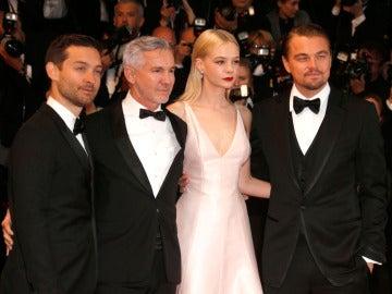 Presentación de 'El Gran Gatsby'