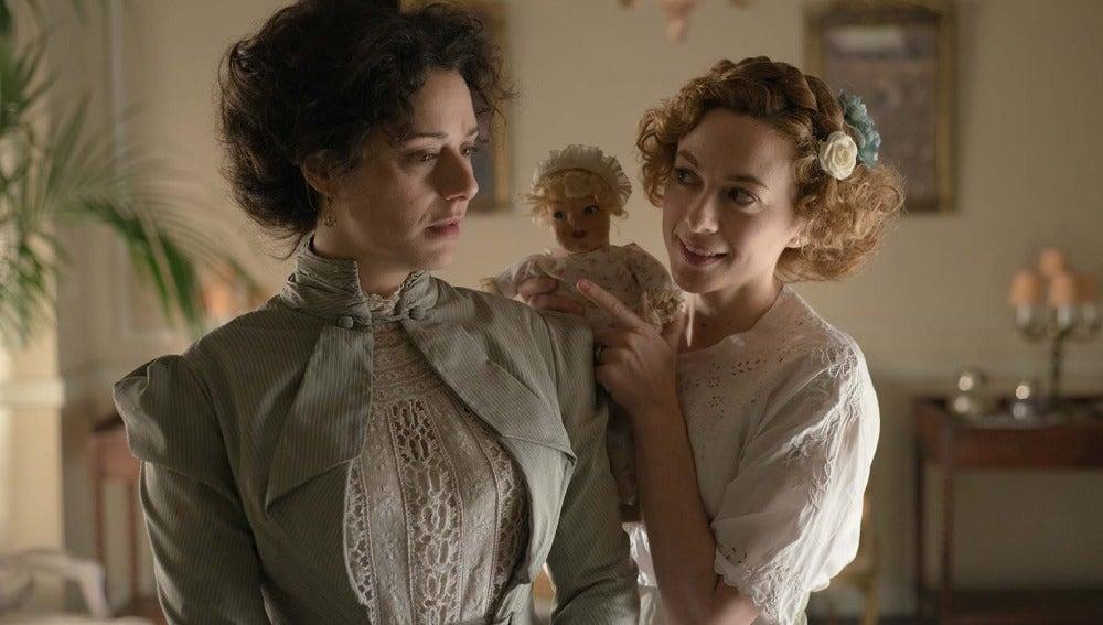 Sofía y Laura