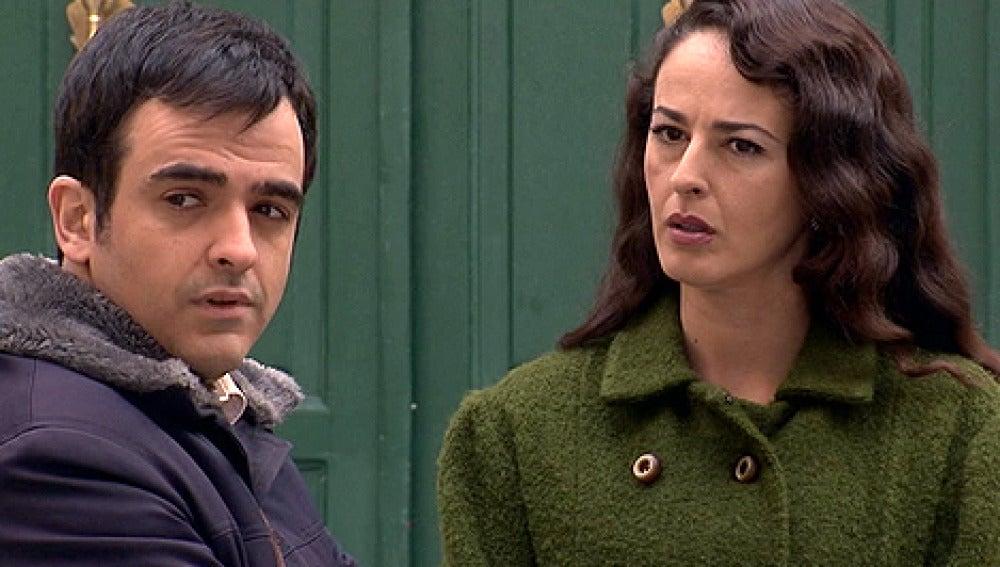 Roberta y Tomás