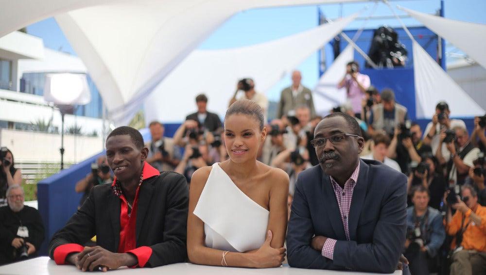 Presentación de 'Grigris' en Cannes